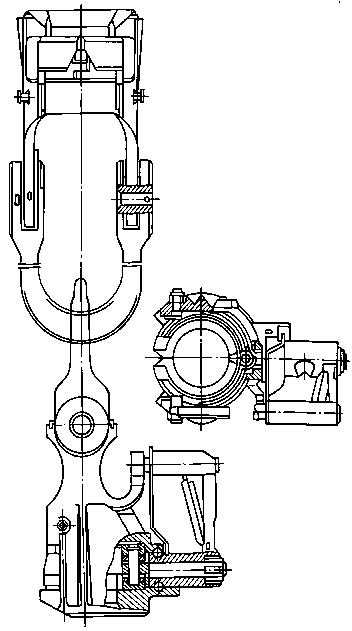 Схема двух спаренных
