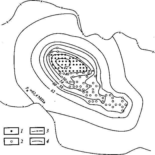 Схема размещения (очередей I и