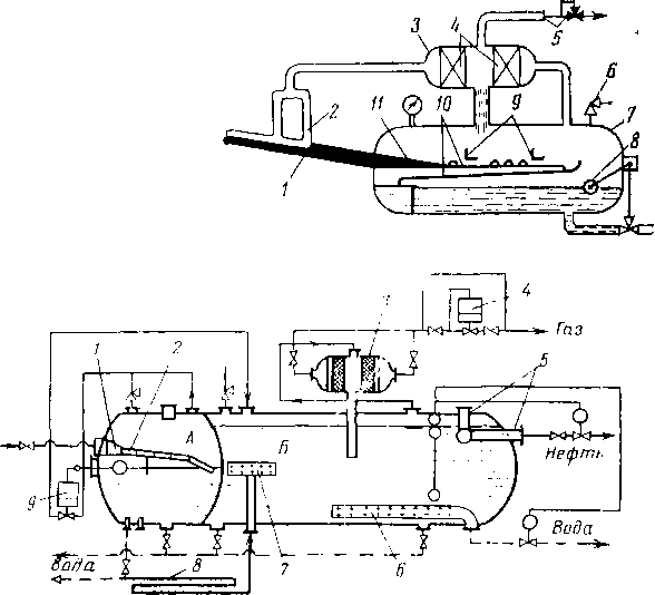 подводящий трубопровод
