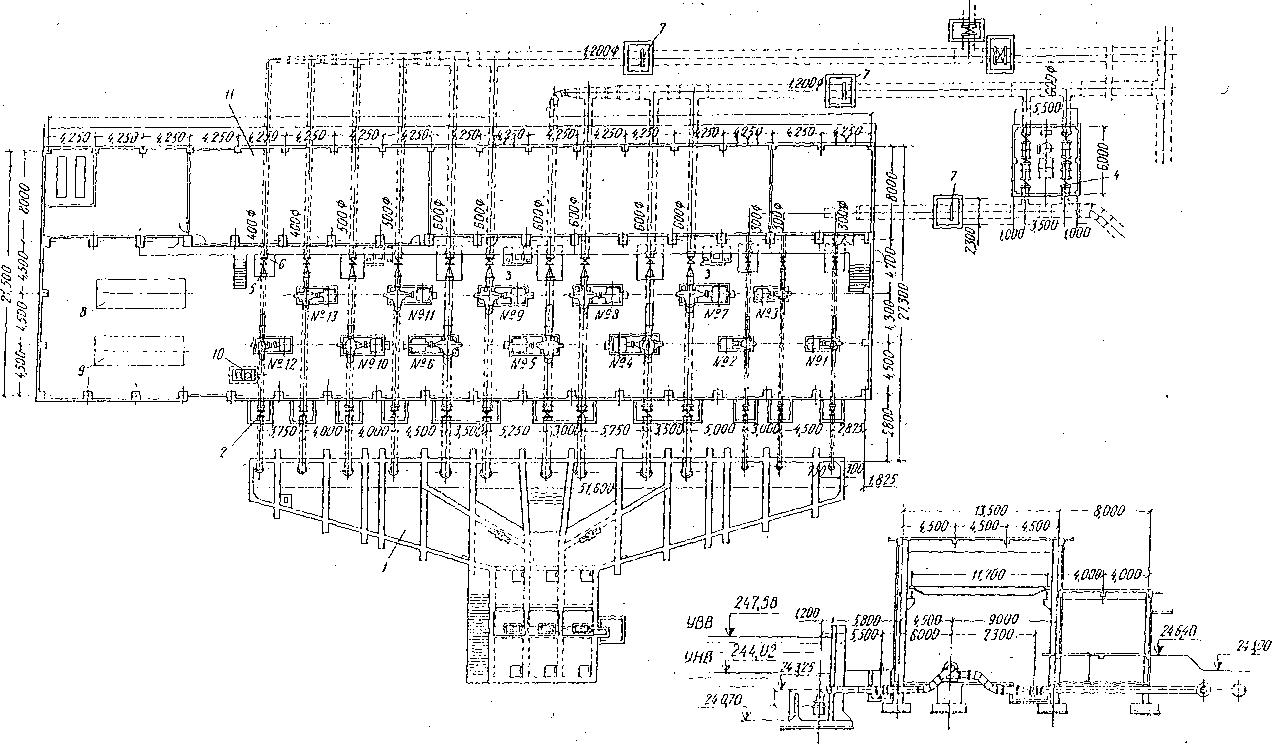 схема замены водоструйного агрегата на насос отопление