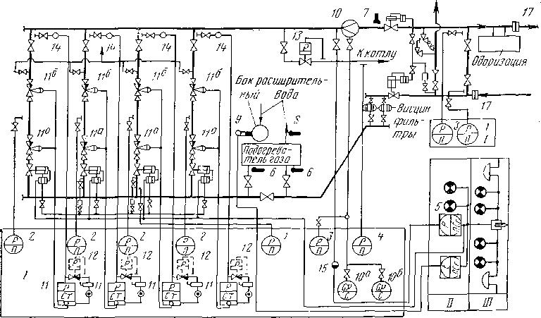 Схема грс обозначение