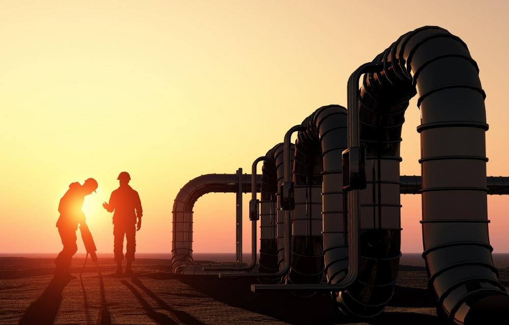 Нефть растет