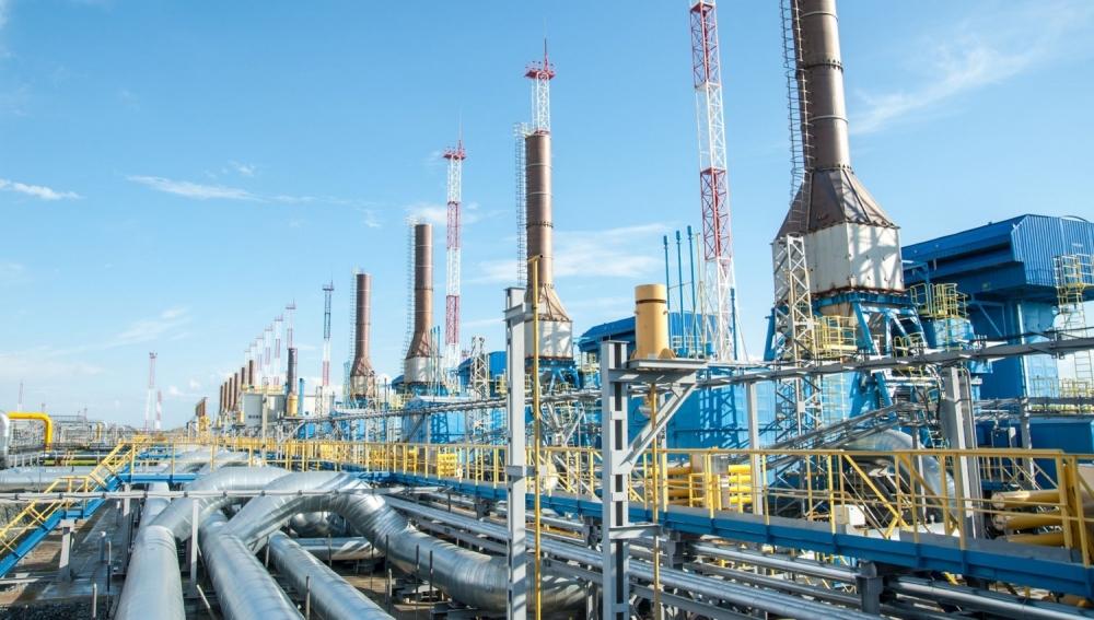 Коррекция нефтянки