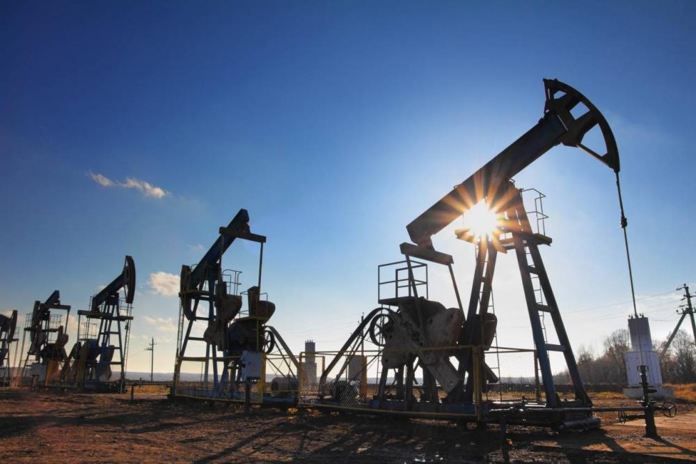 РФ наращивает запасы нефти
