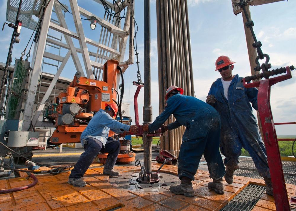 Импорт американской нефти показал минимум за последние 27 лет