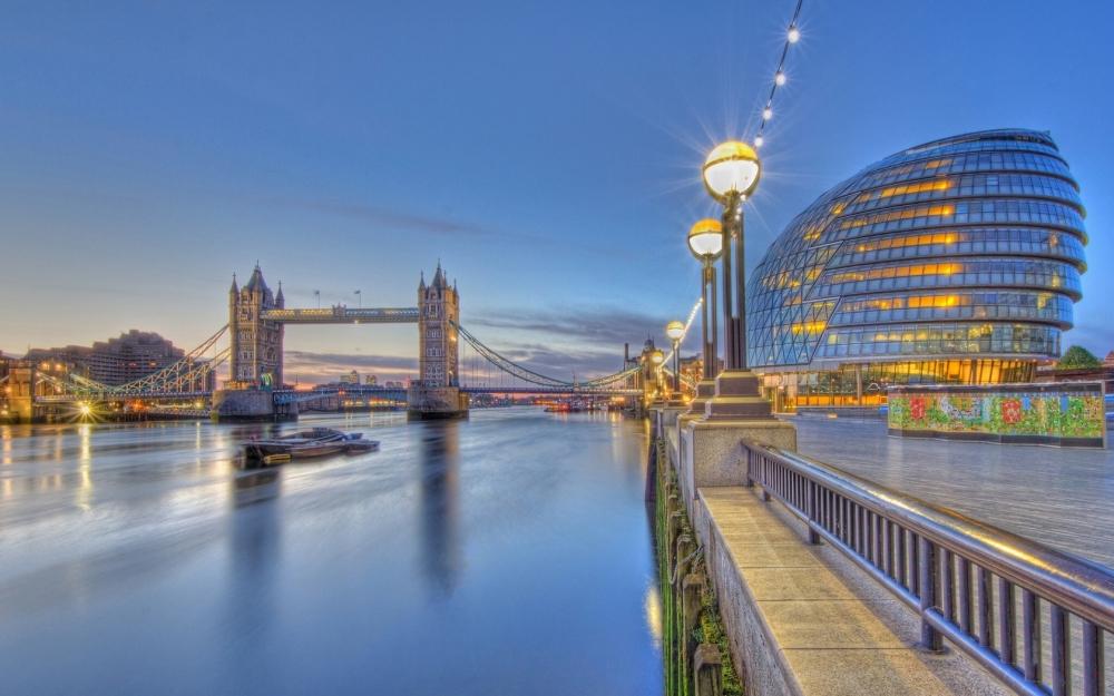 Недалеко от Лондона обнаружены большие запасы нефти