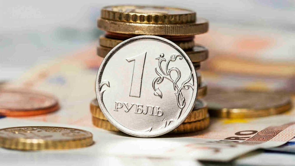 Рубль снижается