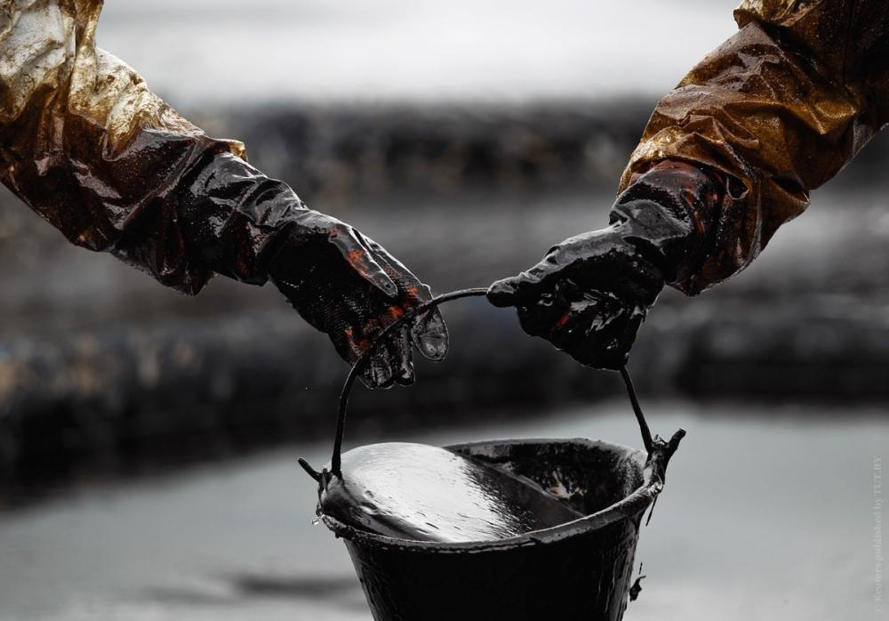 Нефтяные фьючерсы растут