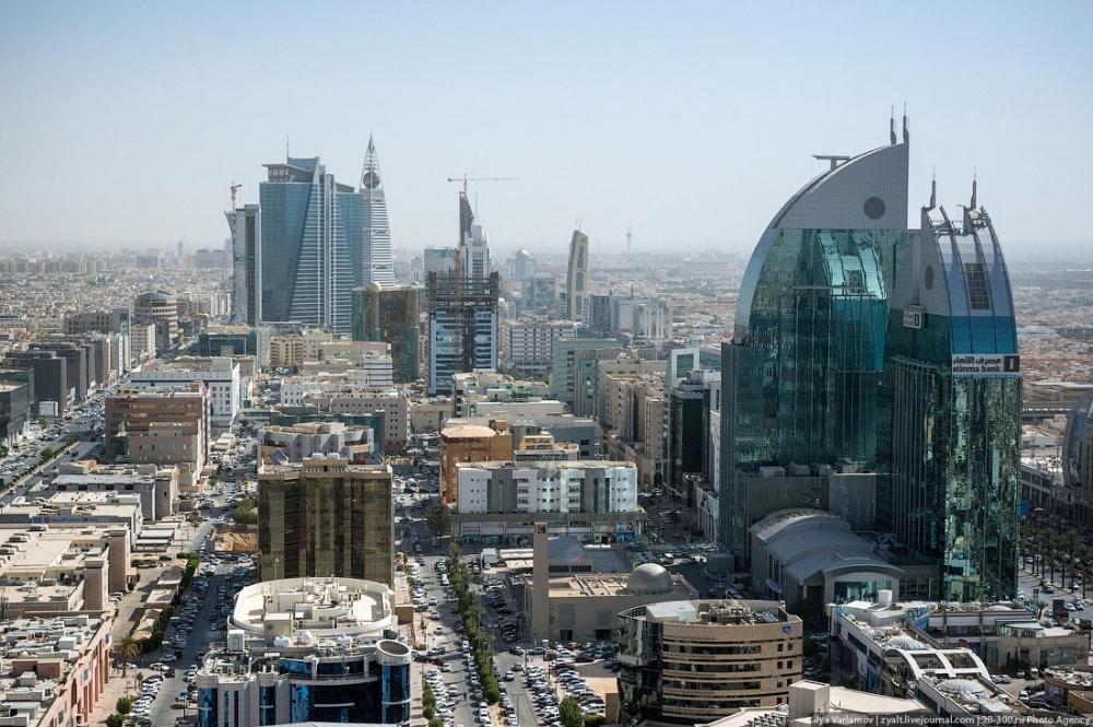 Город будущего на нефтяные деньги