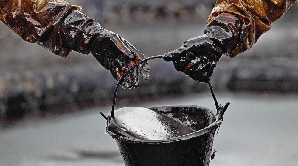 Корректировка нефти