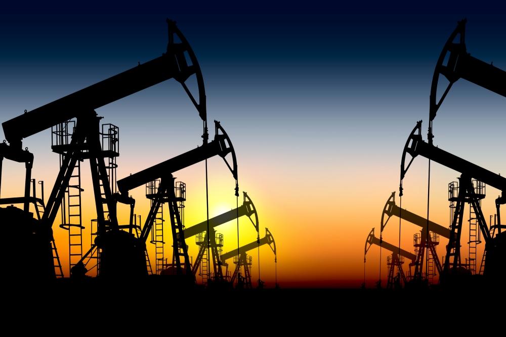 Коррекция нефти