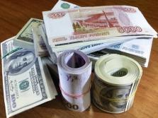 Заморозка курса рубля