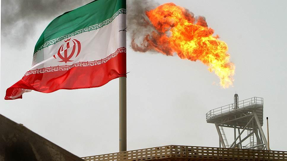 Нефтью из Ирана торговать будут отечественные трейдеры