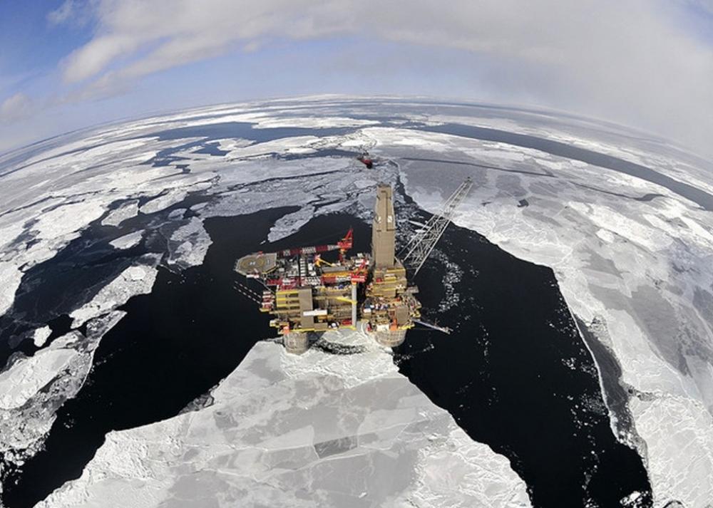 Освоение Арктики откладывается: «Роснефти» дано разрешение от «Роснедра» на трехлетний перенос бурения по 7 участкам шельфа